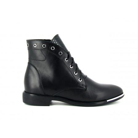 Ботинки женские 1627-4B-0